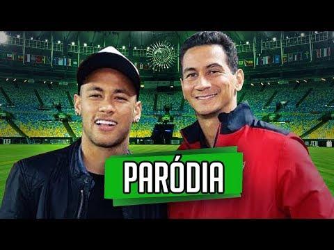 ♫ GANSO E NEYMAR | Paródia Neymar Jr | Ganso | PSG | Sevilia | Santos | Seleção  ‹ RALPH +10 ›