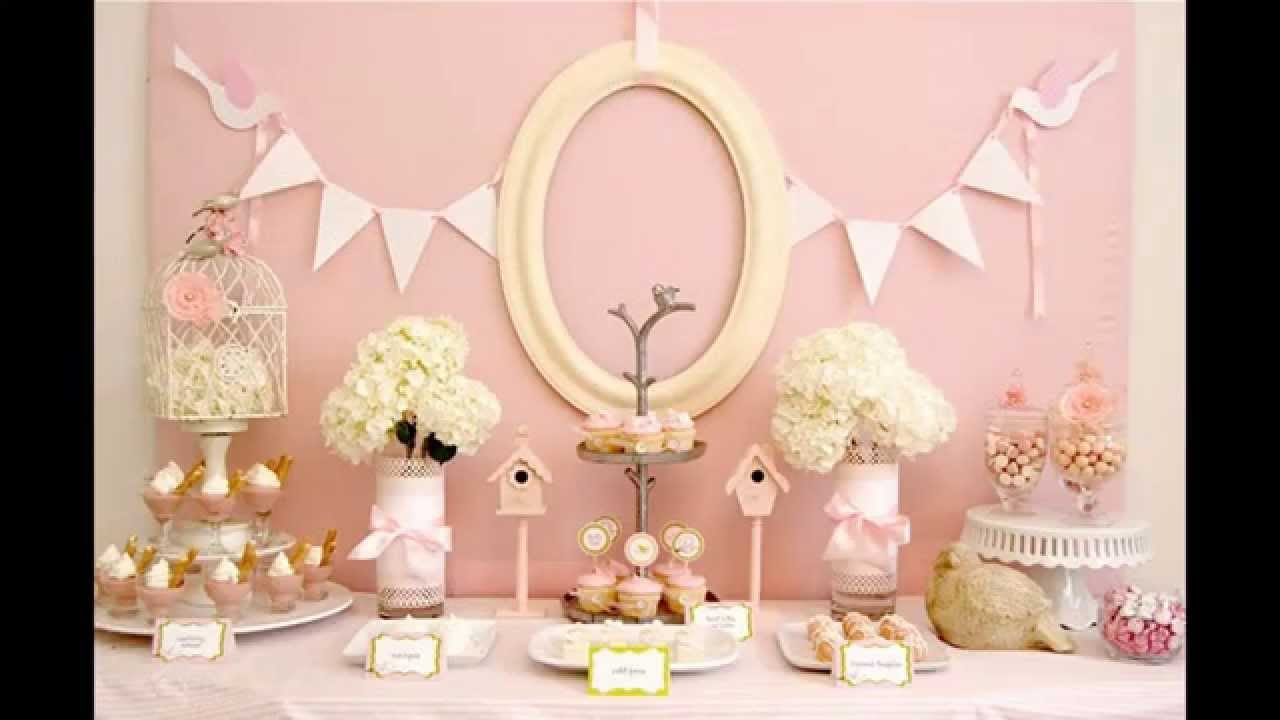 Two year old birthday party themes decorations at home youtube Come home year decorations