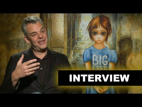Danny Huston Interview Today! Big Eyes 2014, Magic City Movie - Beyond The Trailer