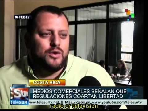 Costa Rica: social organizations push for updating communication law