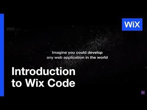 WixCodeがウェブ業界を変える