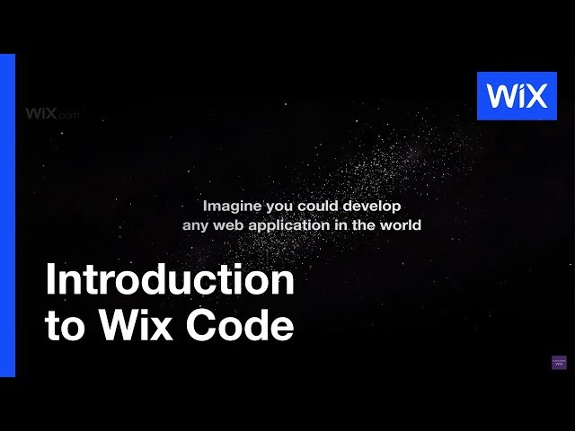 Wix Code Is Here: Creation Without Limits