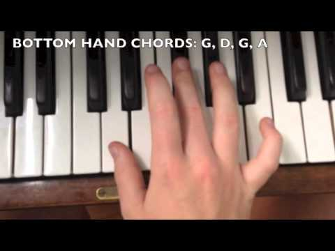 How To Play One Day At A Time On Piano Youtube