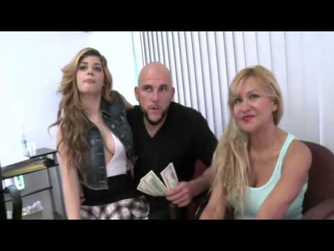 Money Talks   Interview with cute blonde at computer shop 720p