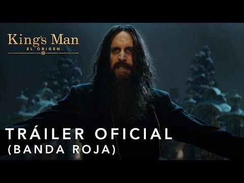King's Man: El Origen   Tráiler Oficial (Banda Roja)   Subtitulado