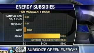 John Stossel - Green Energy Giveaways