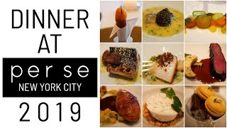 RO + MARY | Dinner at Per Se NYC 2019 [Hudson Yards, The Vessel, Wild Ink, Equinox Hotel, Per Se]