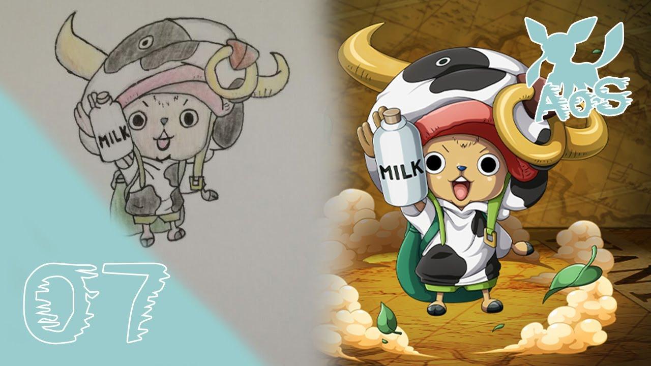Aos Dessin De Tony Tony Chopper One Piece Film Z