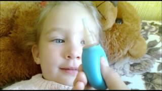 видео Аспиратор для носа. Детский аспиратор для носа: цена