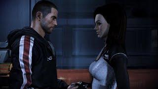 Mass Effect - Dreams of Shepard (about Miranda)