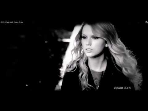 *I hate you, I love you* ( Taylor Swift and Zayn Malik )
