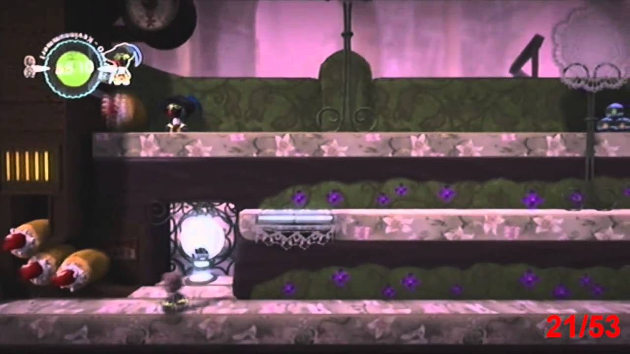 Little big planet 2 goodies and prizes guide