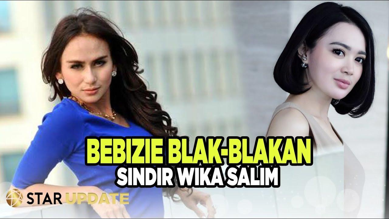 Terbongkar!! Begini Alasan Bebizie Sindir Tajam Wika Salim Di Medsos - Star Update - 04/07