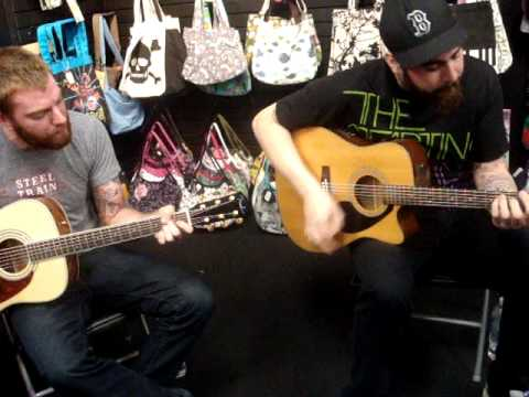 Four Year Strong Acoustic!!!! - Catastrophe