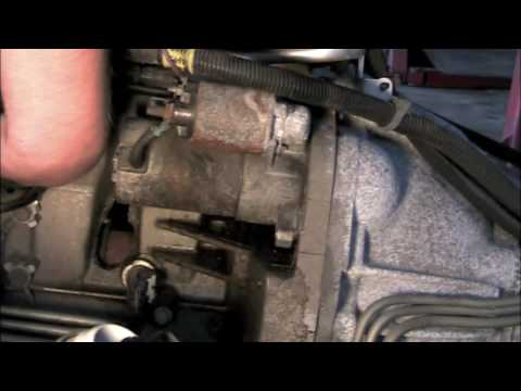 2007 Chevy Avalanche Fuse Box Location Gm 4 2 Starter Youtube