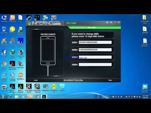 android lollipop spd sc7731 imei repair 100% Inferno Tool