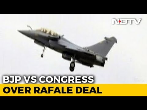 The New Document Rahul Gandhi Used Today To Target PM Modi Over Rafale