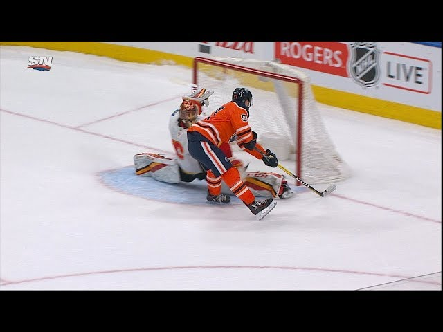 McDavid, Talbot clutch for Oilers in shootout