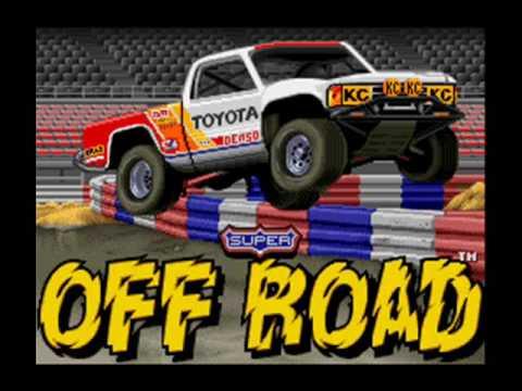 Super Off-Road SNES Music - Title