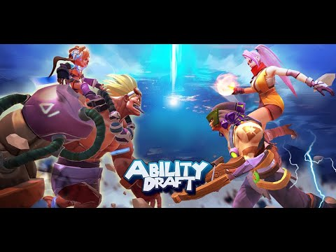 Ability Draft: Idle Spell Battle Royale 1