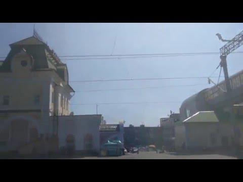Отправление с Хабаровска (ДВЖД)