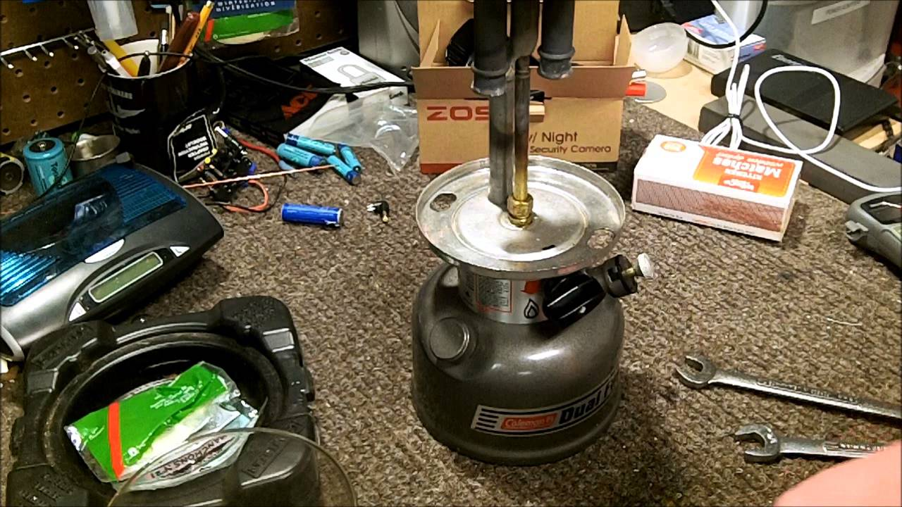 Part 1: Troubleshooting the Coleman Dual Fuel Lantern