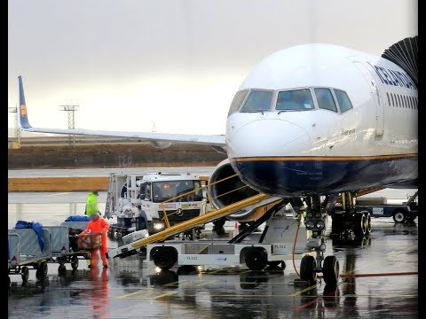 [Flight Report] ICELANDAIR   Keflavik ✈ Toronto   Boeing 757-300   Business