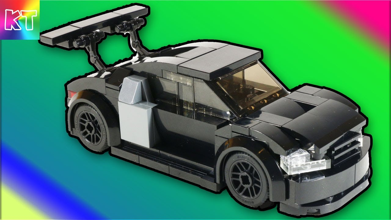 lego audi r8 cars for kids speed build review youtube. Black Bedroom Furniture Sets. Home Design Ideas