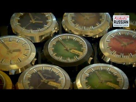Reportage a la Radio Suisse sur l'Horlogerie Russe