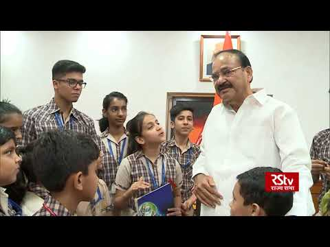 Must teach children Indian traditions, says Vice President on Independence Day