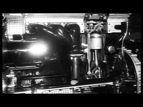 British Motoring in the 50's