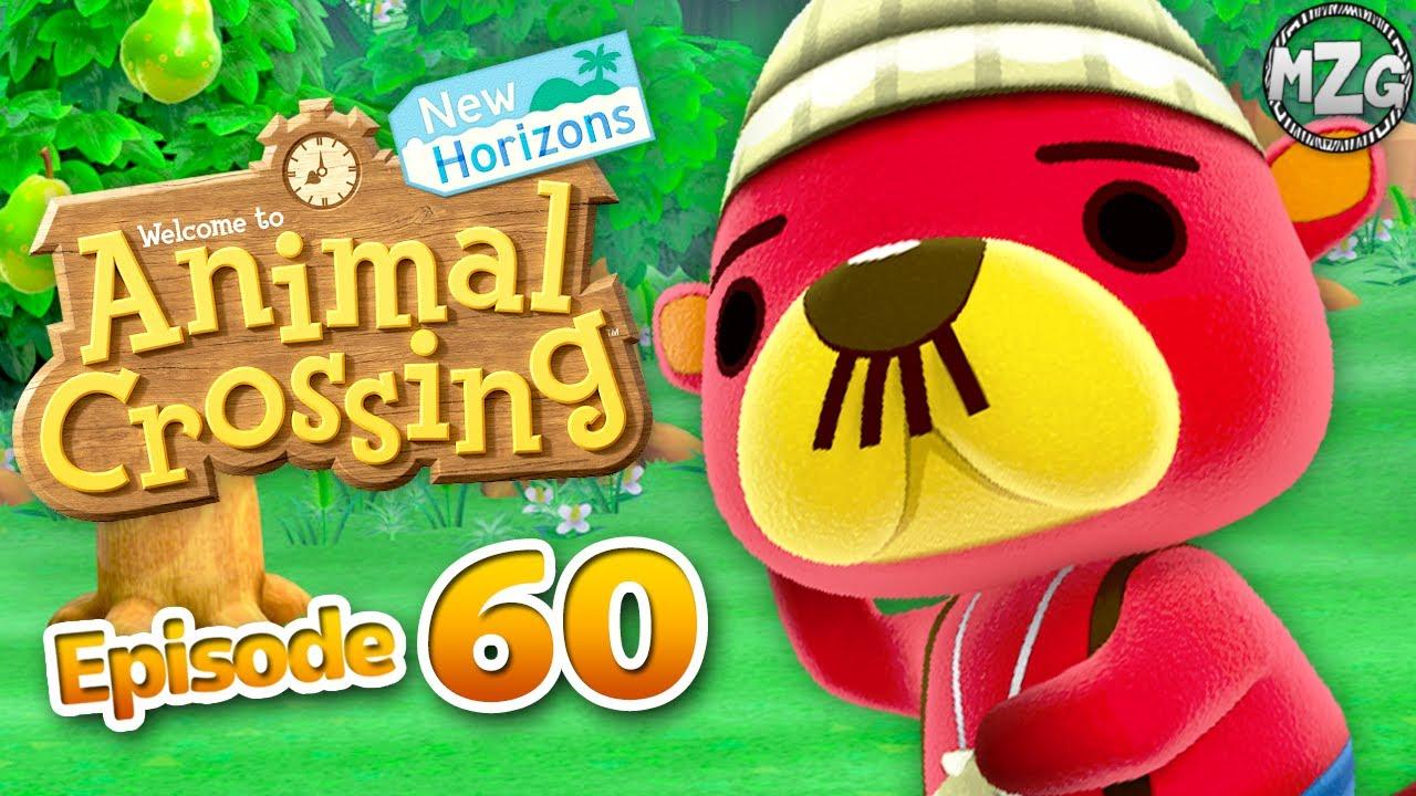 New Update! Deep Seas Diving! - Animal Crossing: New Horizons Gameplay Walkthrough Part 60