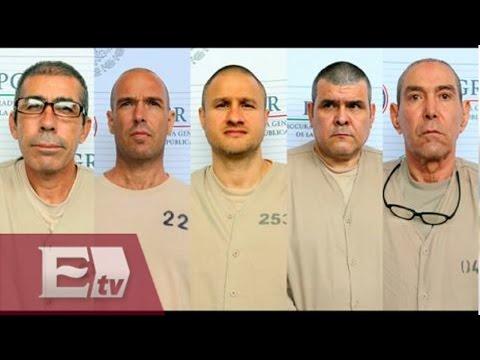 Los perfiles de los delincuentes extraditados a EU / Nacional