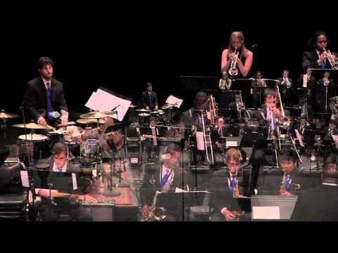 Shiny Stockings - Frank Foster - Duke Jazz Ensemble