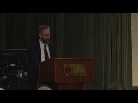 St. Thomas Aquinas Week Lecture | Dr. Pinheiro
