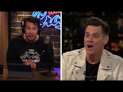 REBUTTAL: Jim Carrey's Socialist INSANE Ramblings!  Louder With Crowder