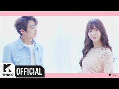 [MV] YUJU(유주)(GFRIEND(여자친구)), SUNYOUL(선율)(UP10TION(업텐션)) _ 보일 듯 말 듯(Cherish)