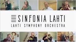 The Lahti Symphony Orchestra: Sibelius: Finlandia op 26