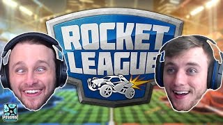 Rocket League - I GOT SSundee DRUNK!?!?