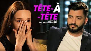 Tete A Tete 20 Շուշաննա Թովմասյանը` ԱՄՆ-ում մայրանալու, հոր մահվան և արտագաղթի մասին