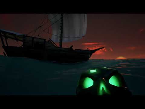 Sea Of Thieves - Sunken Ship The Wreck Of The Feared Dragon