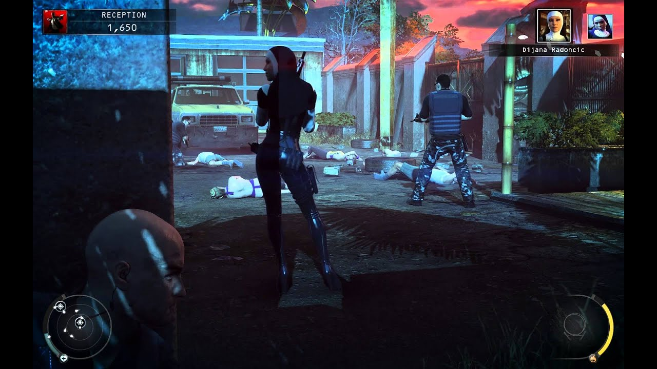 Find A Gas Station >> Hitman Absolution — Attack of the Saints - Reception ...