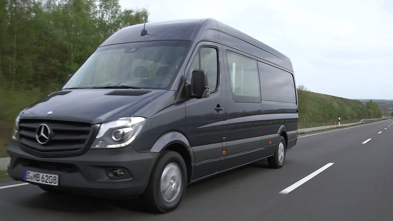 2013 mercedes benz sprinter 313 cdi mixto automototv for Mercedes benz sprinter 313