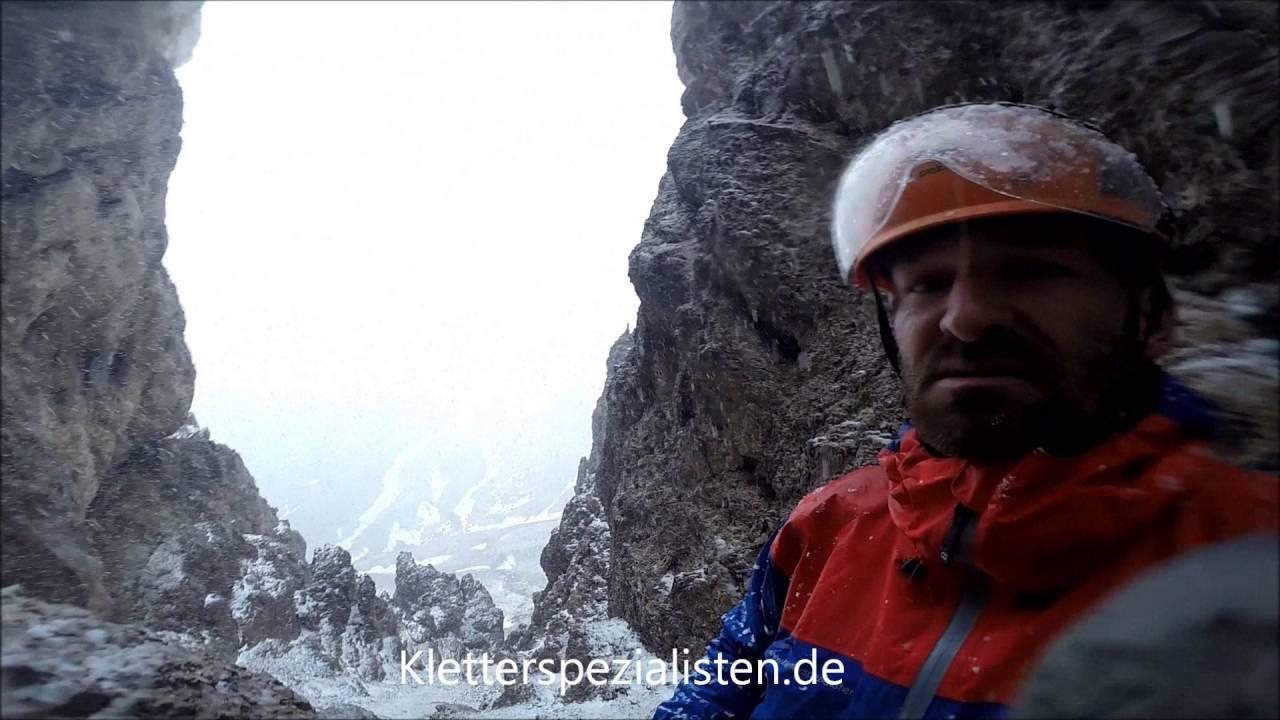 Maximilian Klettersteig : Maximilian klettersteig juni youtube