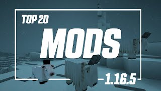 Top 20 Mods para Minecraft 1.16.5