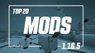 Top 20 Mods para Minecraft 1.16.5