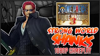 ONE PIECE: Pirate Warriors 3 | Strong World Shanks Gameplay「ワンピース 海賊無双3」