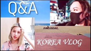 Сбежала в Пусан ;) Отвечаю на ваши вопросы /KOREA VLOG/