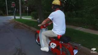 Video 1969 Honda Supercub download MP3, 3GP, MP4, WEBM, AVI, FLV April 2018