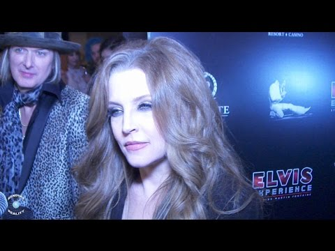 Lisa Marie Presley Talks to Michael Stephens about the Las Vegas Elvis Experience and Marriage